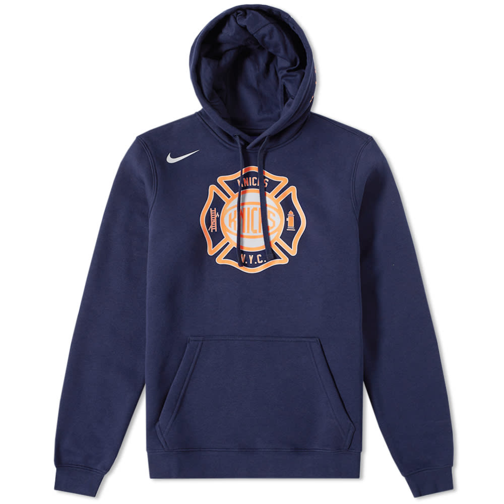 reputable site 26175 ba0a0 Nike New York Knicks City Edition Hoody