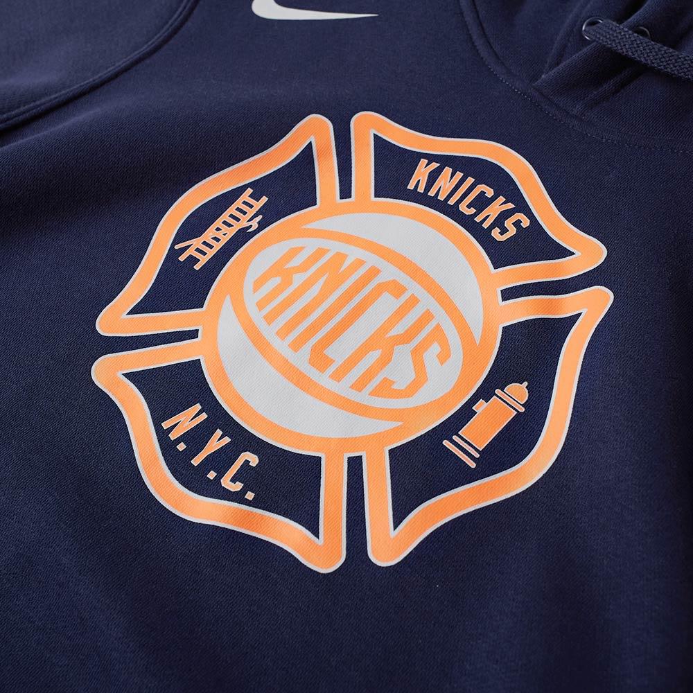 reputable site 58316 45ac9 Nike New York Knicks City Edition Hoody