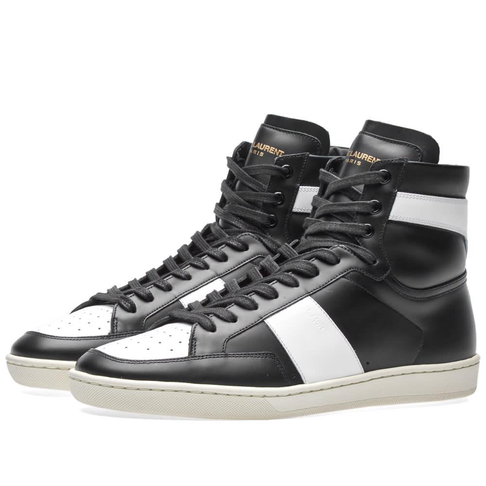 Saint Laurent 10H High Top Sneaker