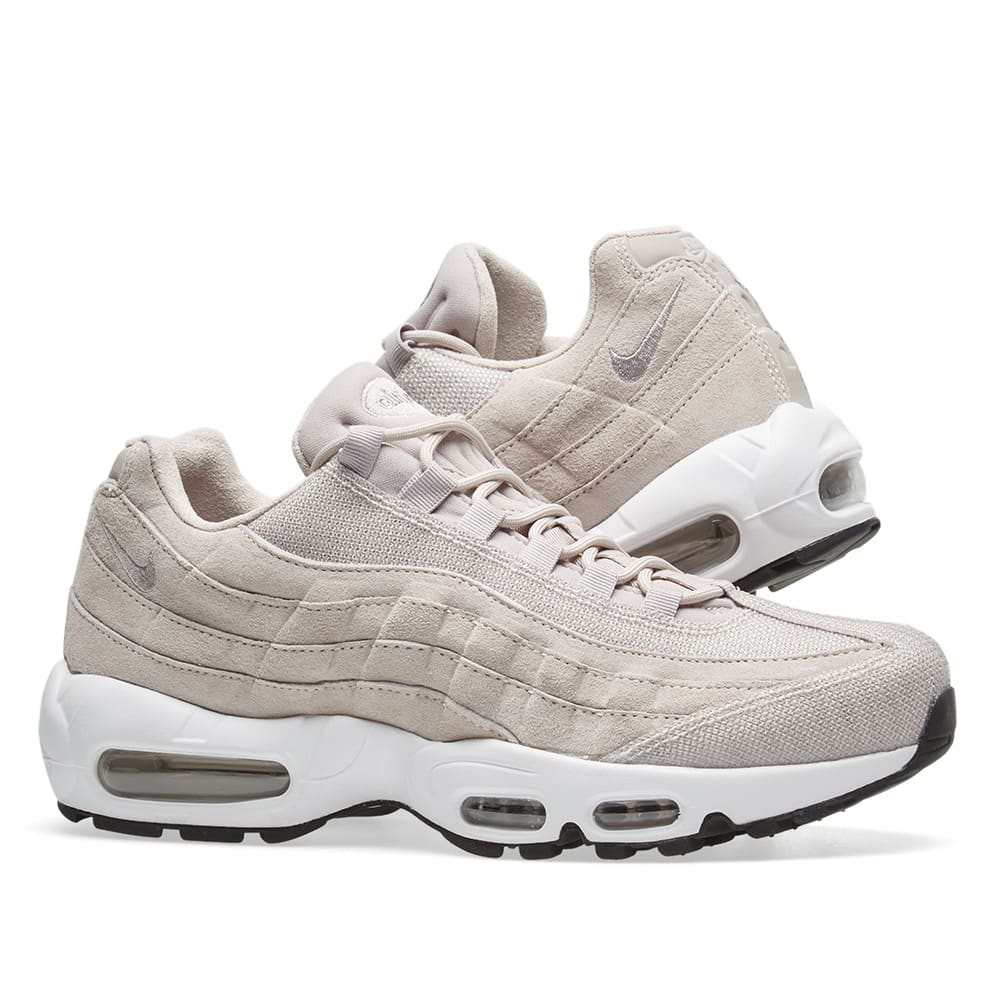 12 5.5 Size 7 US Women Nike Air Max 95 Premium Moon Particle