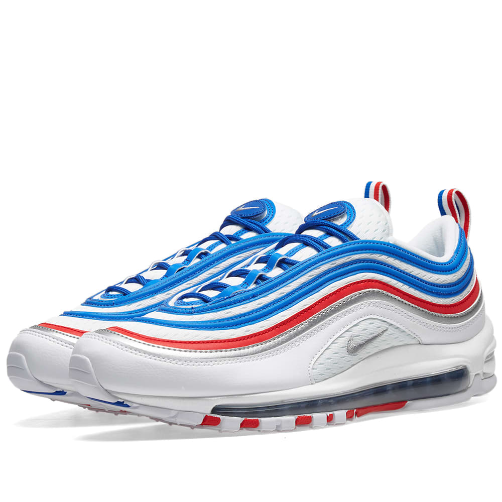 online store f0fee 93f6b Nike Air Max 97 'France'