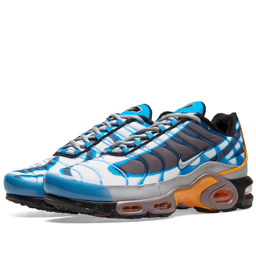 92c5169ae5a Nike Air Max Plus Premium Photo Blue