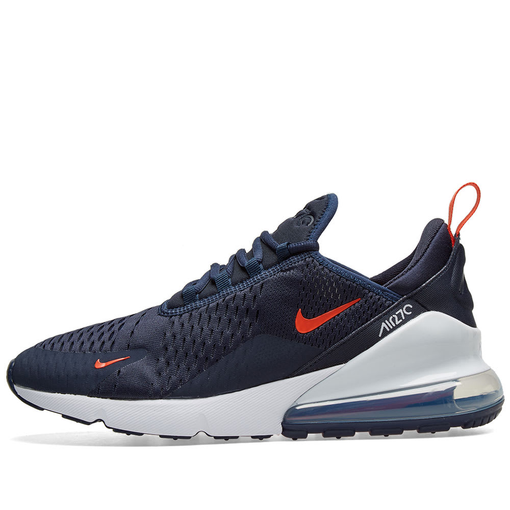 AIR MAX 270 WE Sneakers laag obsidianteam orange