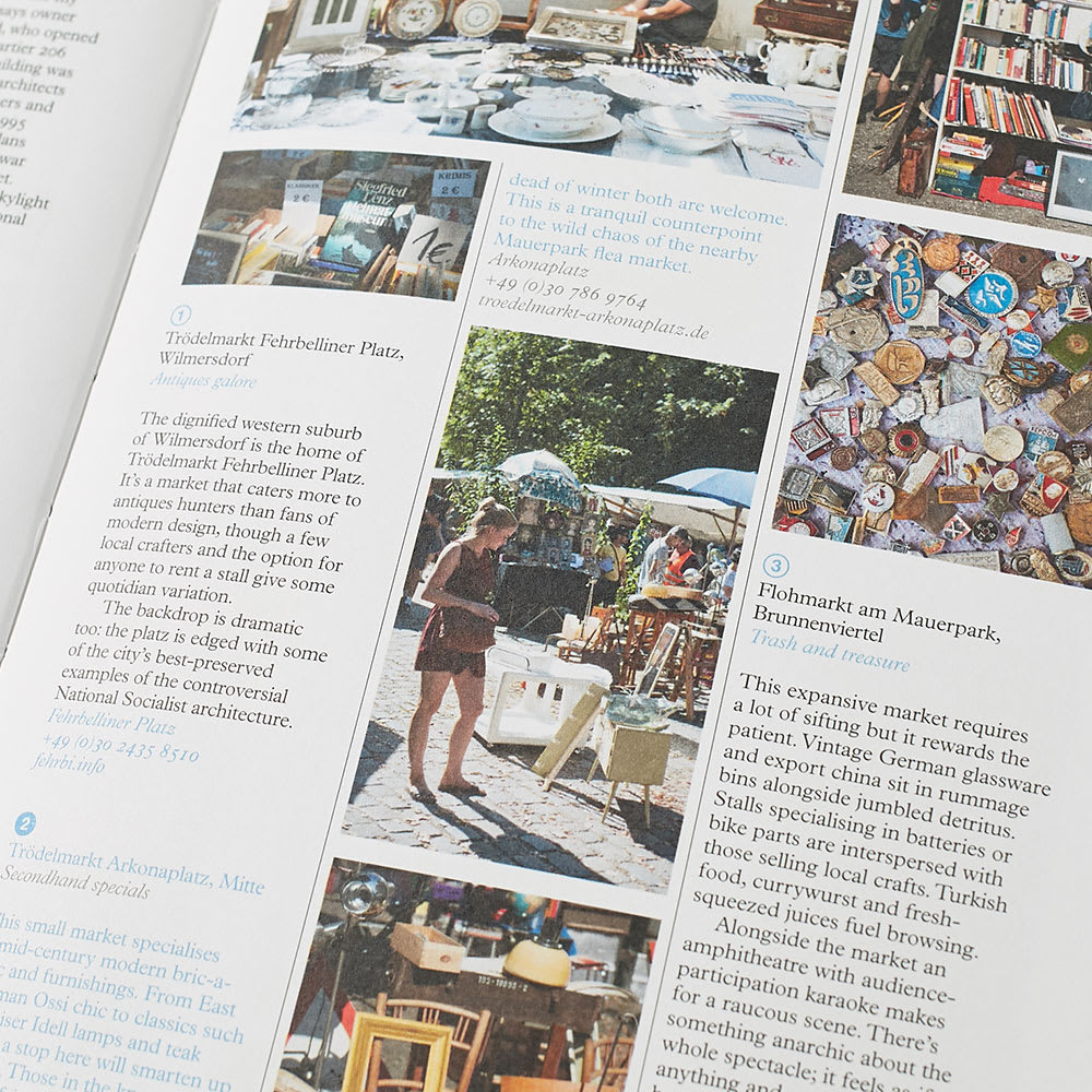 The Monocle Travel Guide Berlin Monocle End