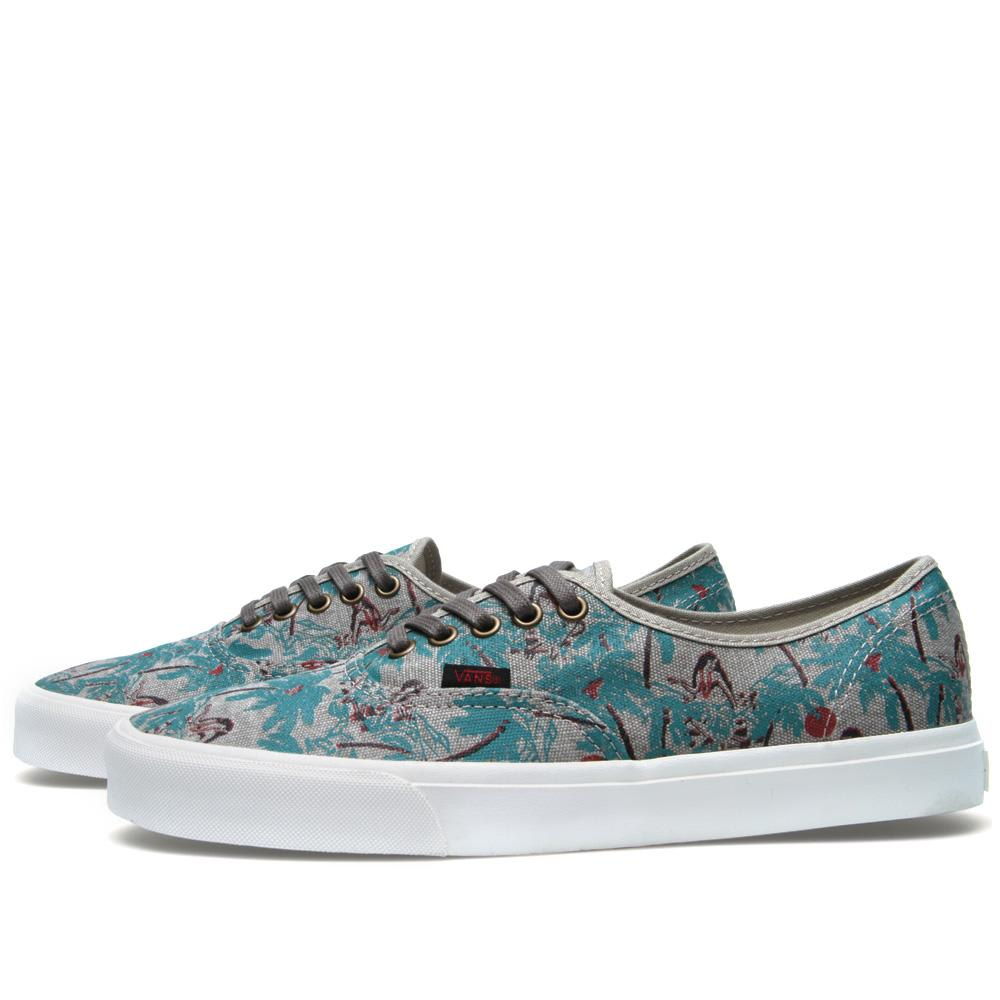 finest selection 0942c b362a Vans California Authentic CA Hula Camo