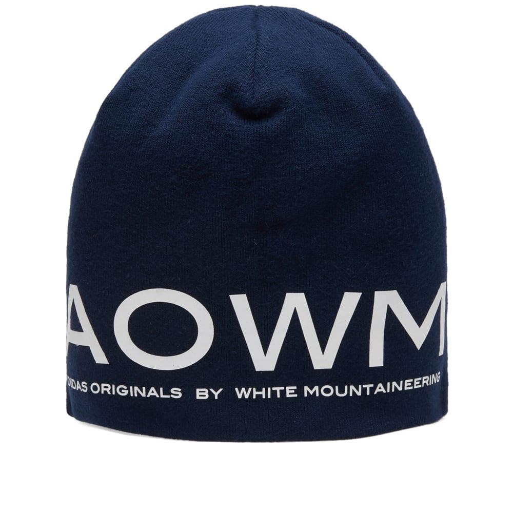 0b71027158b52 Adidas x White Mountaineering Beanie Collegiate Navy