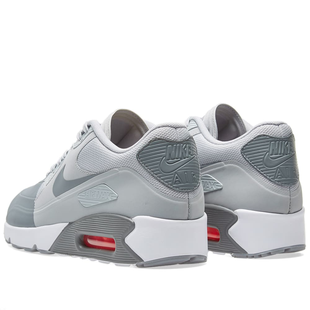 best authentic ae1b2 0f262 Nike Air Max 90 Ultra 2.0 SE Cool Grey, Wolf Grey   White   END.