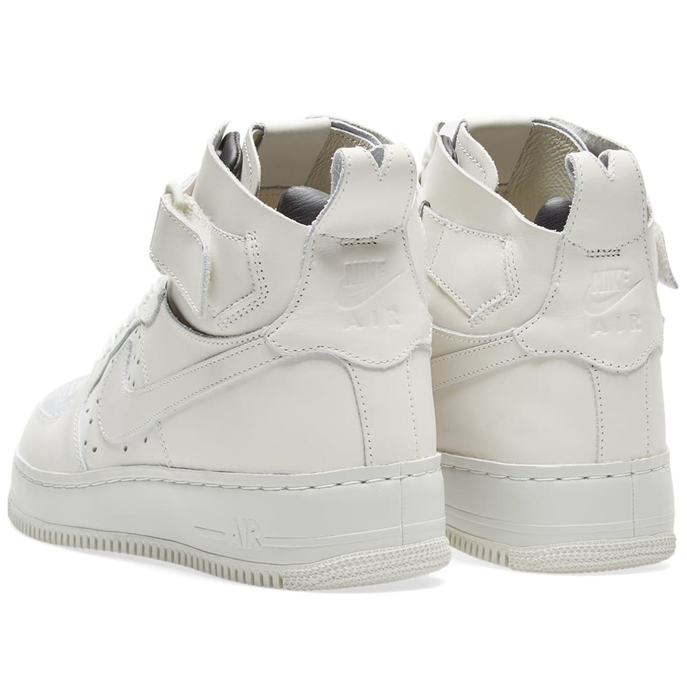 best website cee04 dd182 Nike Air Force 1 Hi CMFT TC SP W Ivory   Black   END.