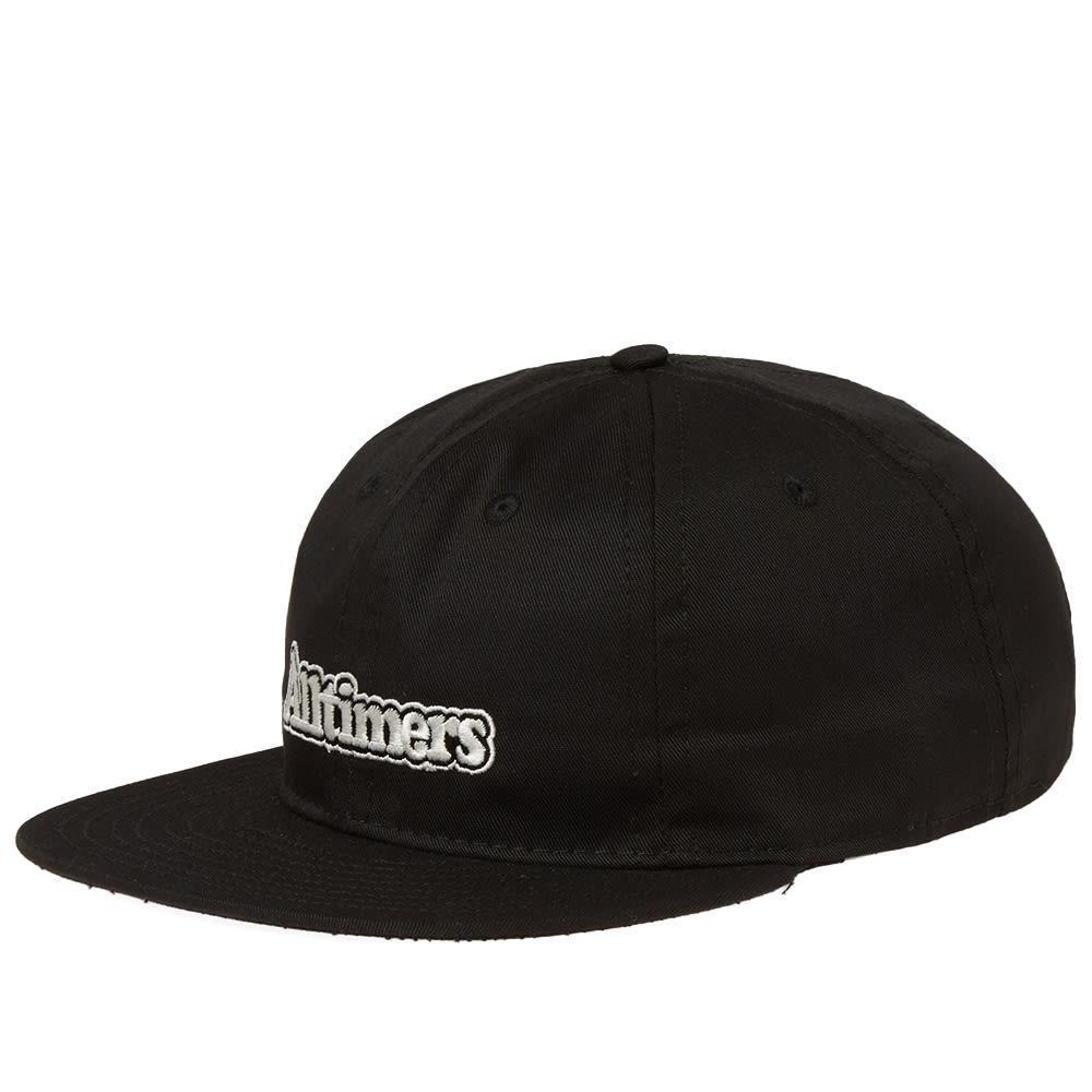 ALLTIMERS X EBBETS FIELD FLANNELS BROADWAY CAP