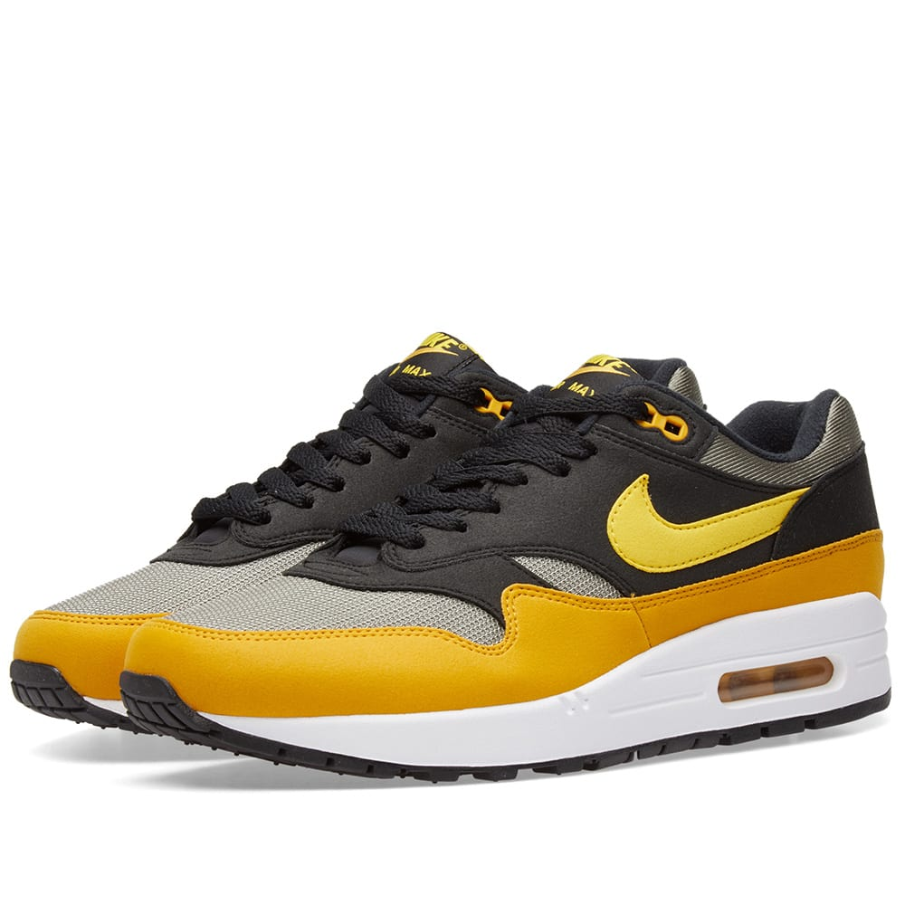 size 40 54f3c e9476 Nike Air Max 1 Dark Stucco & Vivid Sulfur | END.