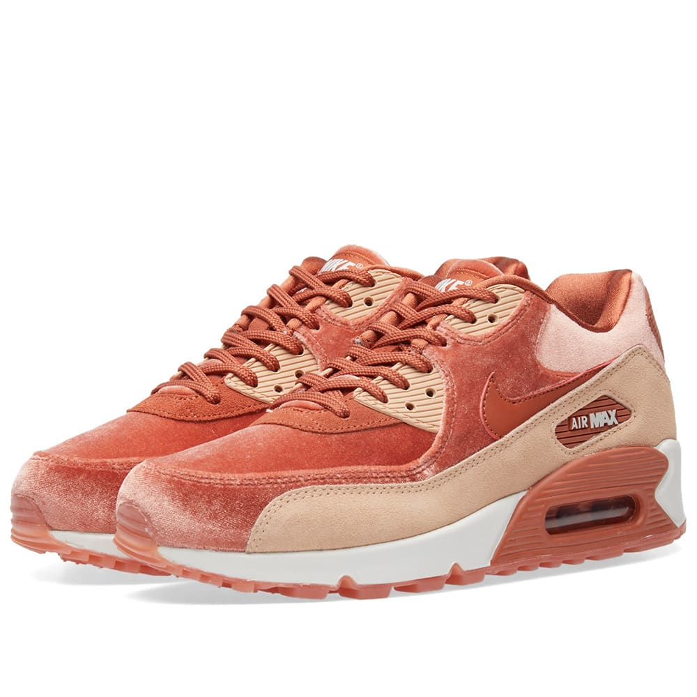 info for 0b9fb b020b Nike Air Max 90 LX W Dusty Peach, Bio Beige   White   END.