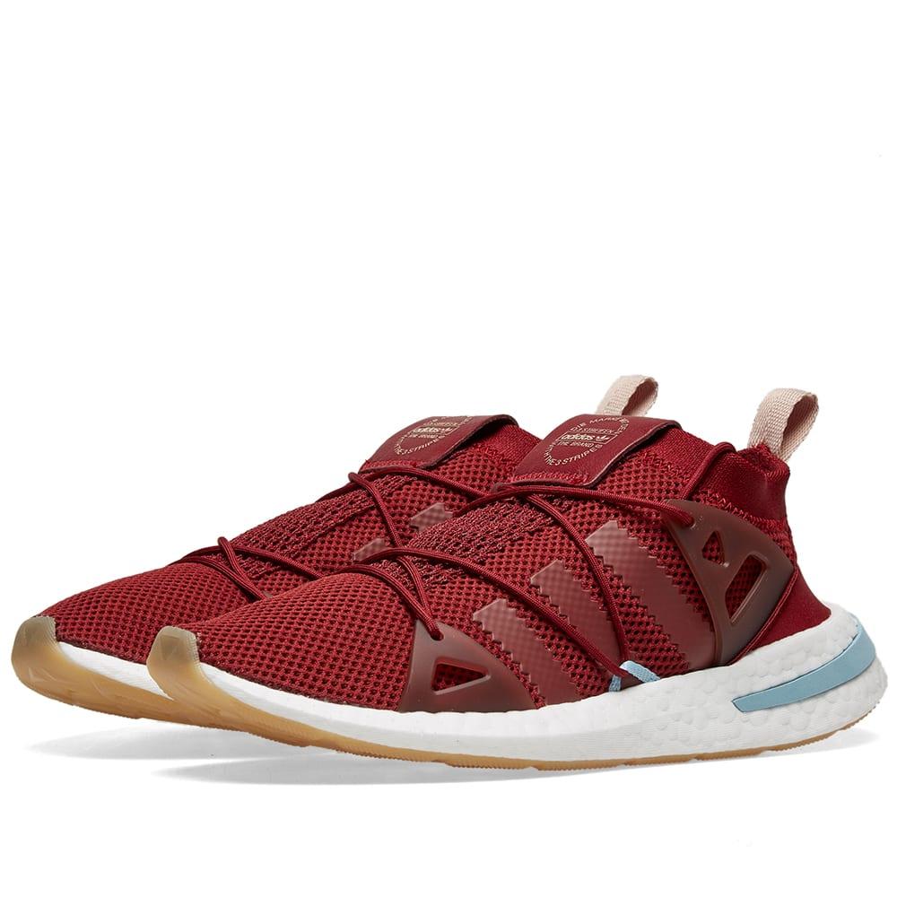 Adidas Arkyn Knit W Collegiate Burgundy