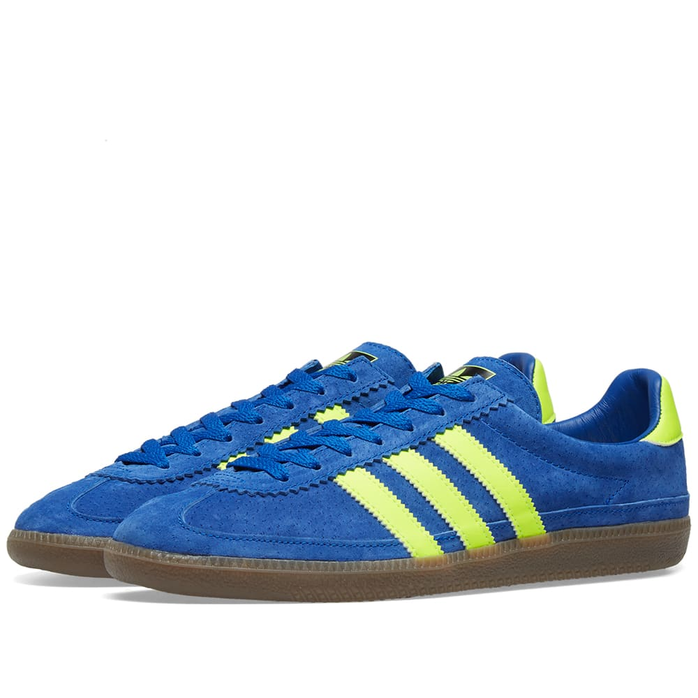 Adidas SPZL Whalley Action Blue, Sesame