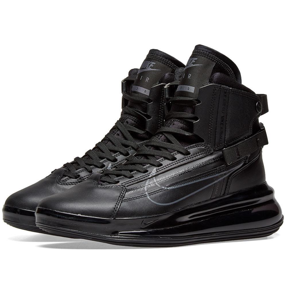 new style 6b64b 00bf1 Nike Air Max 720 Saturn Black   Dark Grey   END.