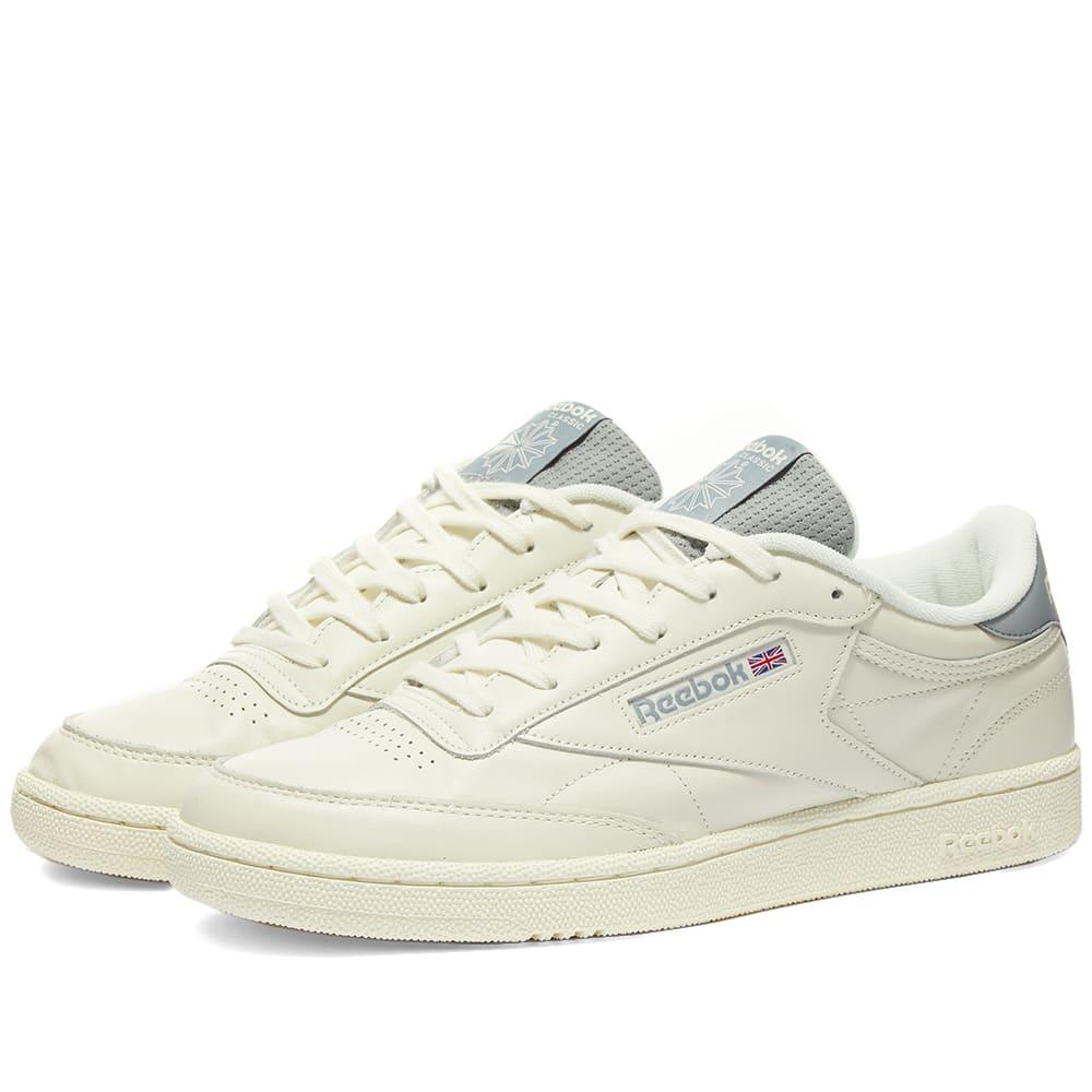 Reebok Club C 85 Leather | Sneakers, Reebok club c