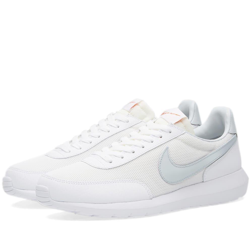 promo code 404fc e8cee Nike W Roshe Daybreak NM White   Pure Platinum   END.