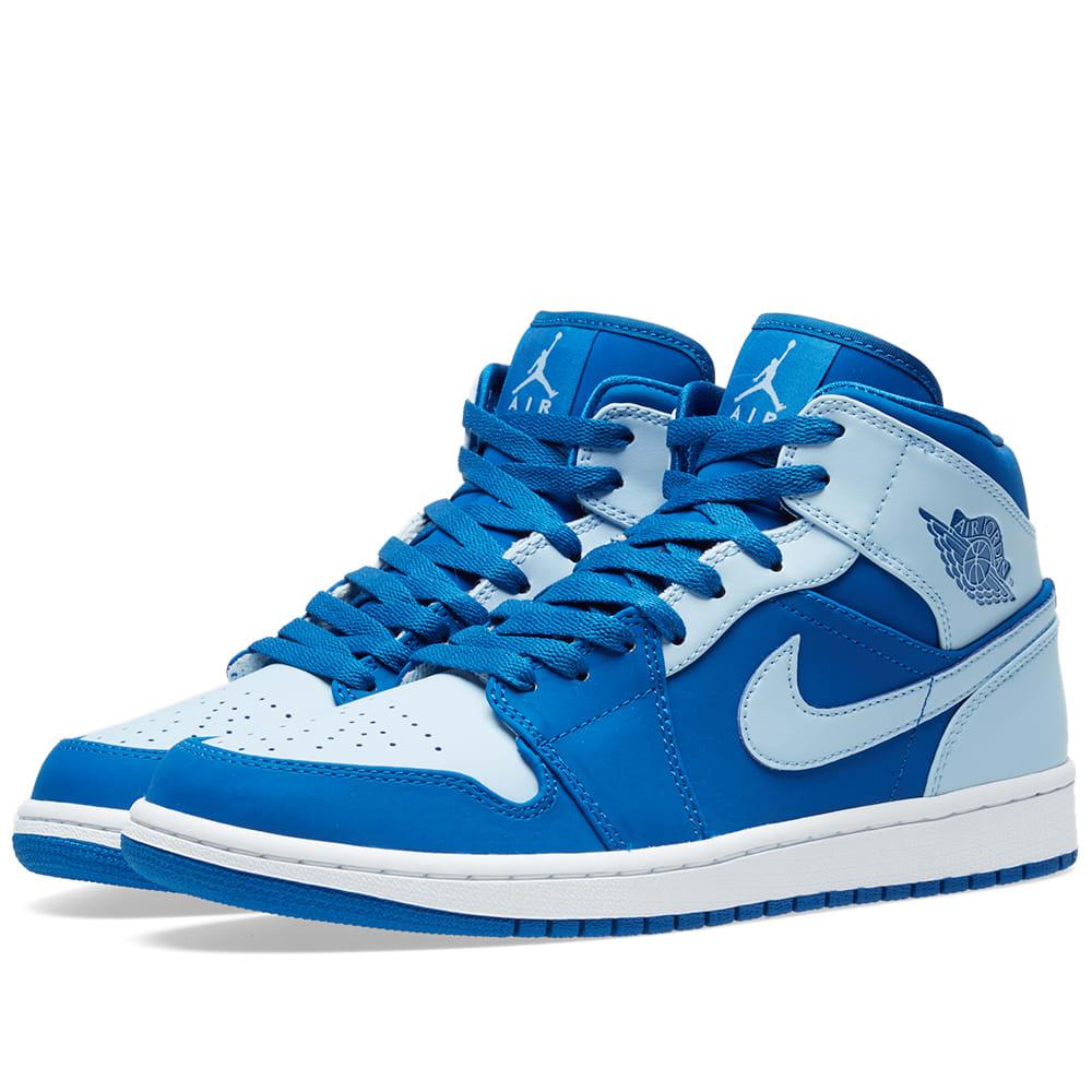 free shipping 7241d 1161b Nike Air Jordan 1 Mid