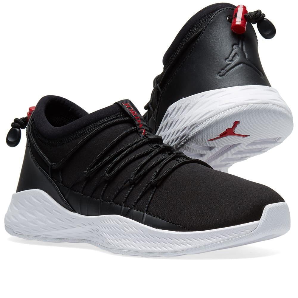 b50789ced4d8f6 Nike Air Jordan Formula 23 Toggle. Black
