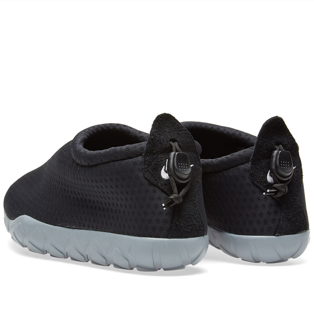 finest selection 85841 d9a37 Nike Air Moc Ultra Br Black   Wolf Grey   END.