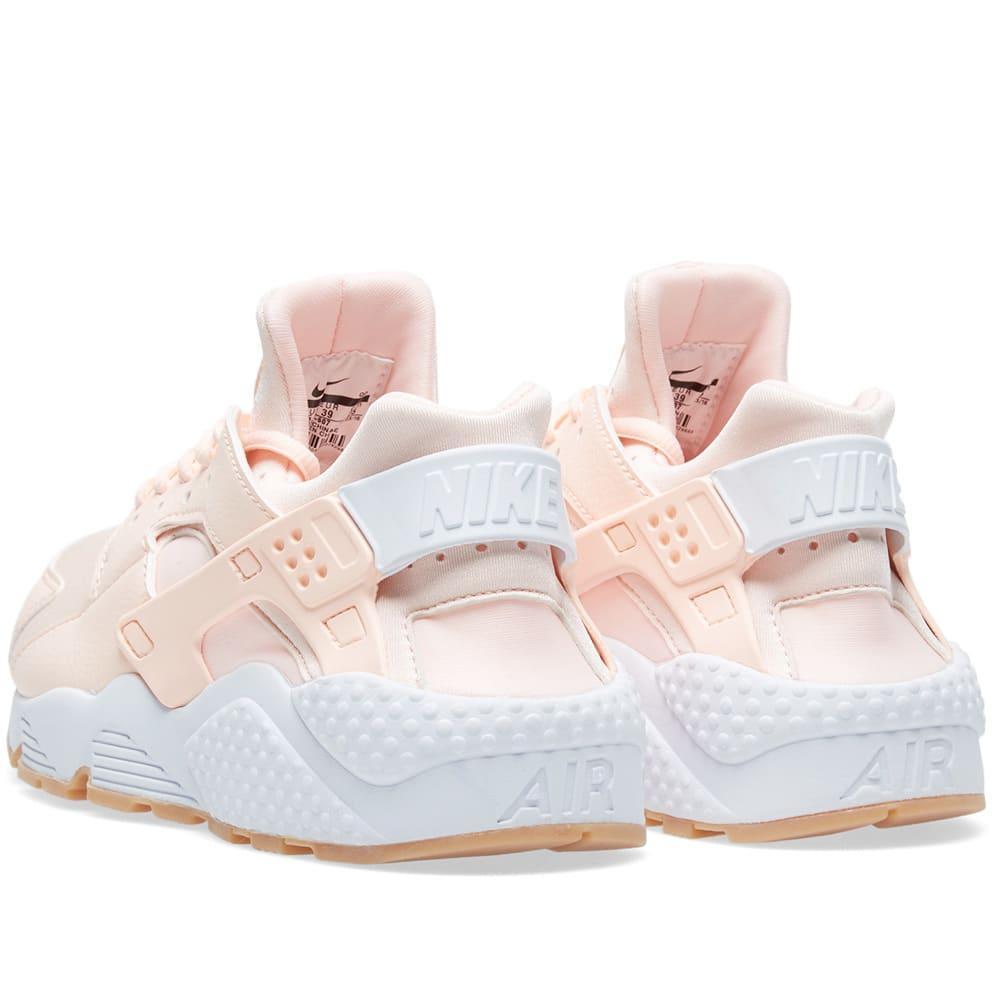 4415119d0da Nike W Air Huarache Run Sunset Tint   White