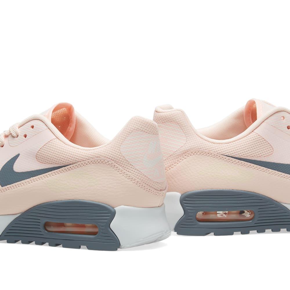 Ermäßigt Nike Air Max 90 Hyperfuse Grün Schwarz Weiß K741253