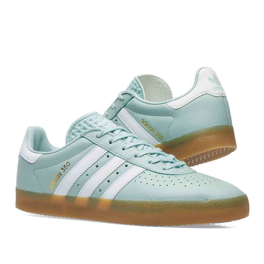 518a85877 Adidas 350 W. Ash Green ...