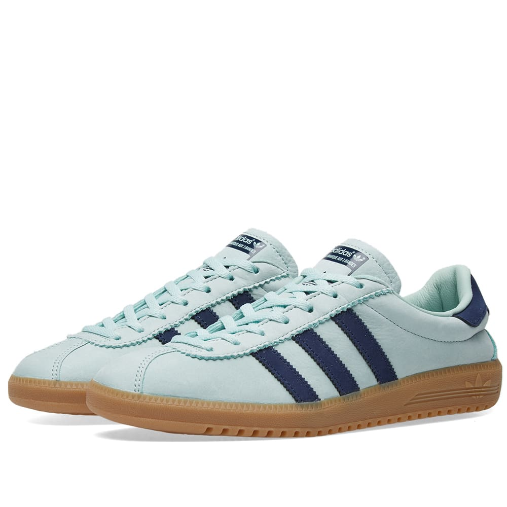 Adidas Bermuda Ash Green \u0026 Collegiate