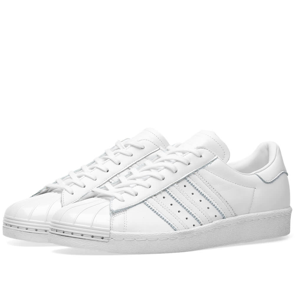 new style c06d3 ced57 Adidas Women's Superstar Metal Toe W