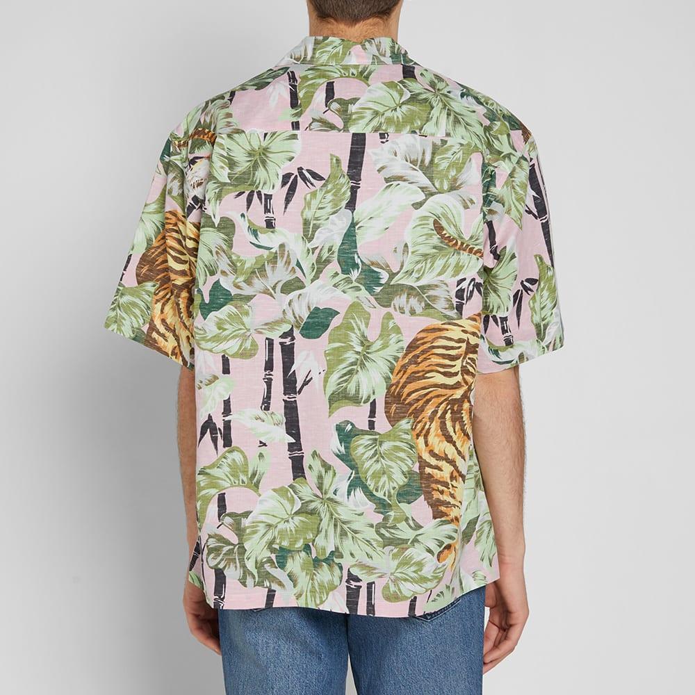 a23a07181 Kenzo Bamboo Tiger Hawaiian Shirt Rose | END.