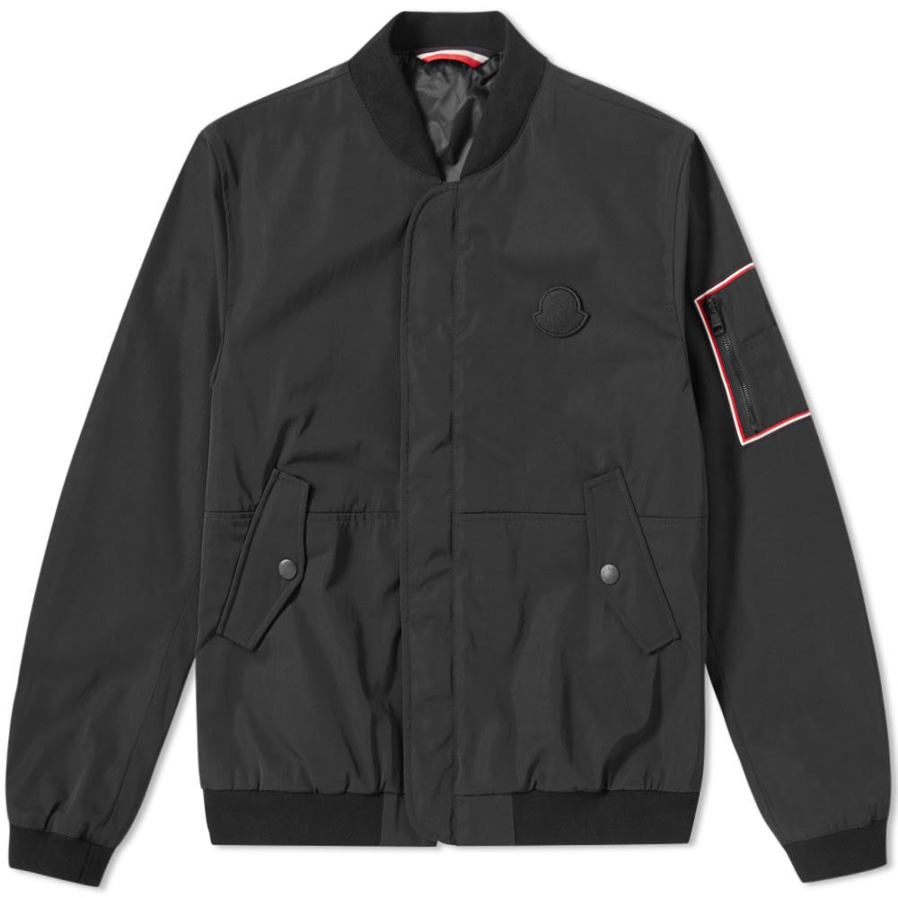 moncler Bomber Jackets BLACK