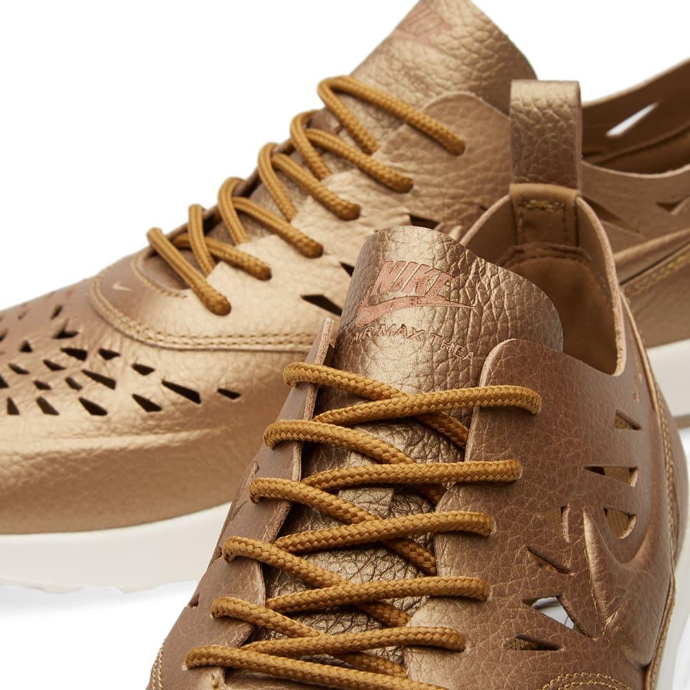 best service b5716 0d600 Nike W Air Max Thea Joli Metallic Golden Tan   END.