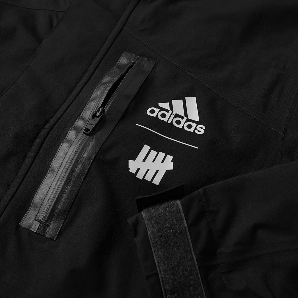 Undefeated Consortium Gore Jacket Adidas X Tex m80NwOvn