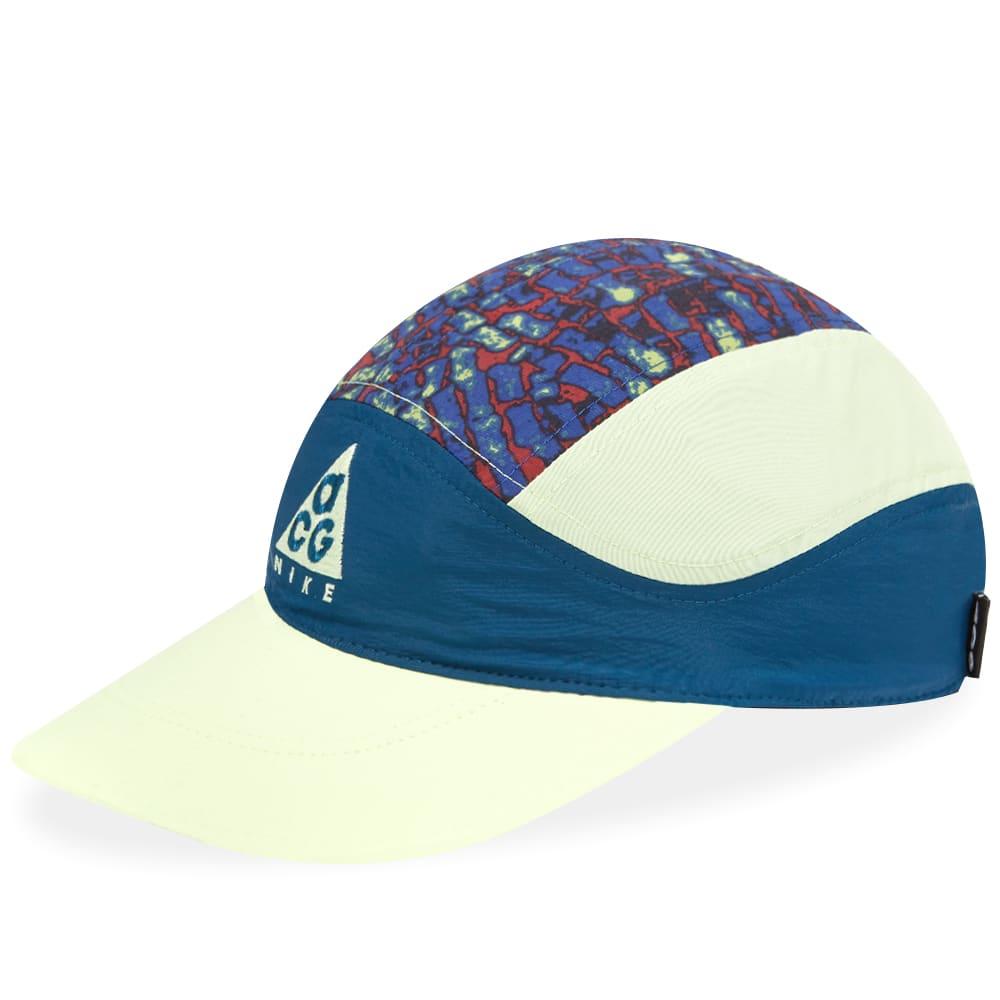 outlet store 5e21f 1d109 Nike ACG Tailwind Cap Blue Force   END.