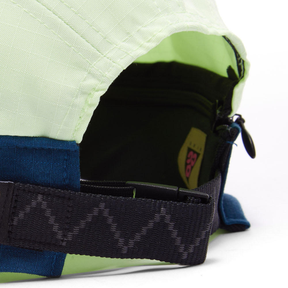 Nike ACG Tailwind Visor Cap Team Royal & Barely Volt | END.