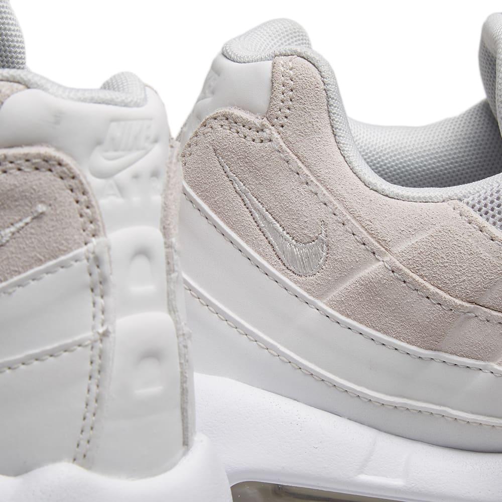 Nike Sportswear Air Max 95 Premium 807443 102 Summit White  Summit White