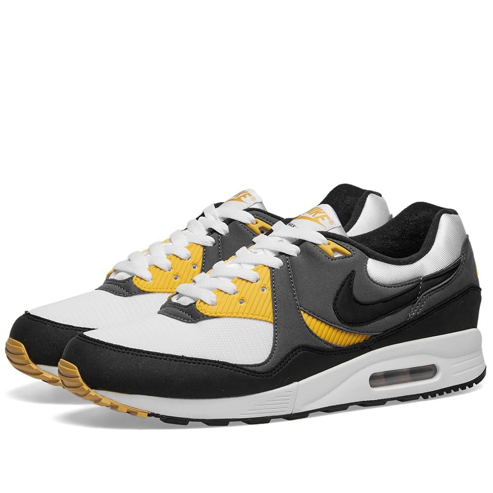 Nike Air Max Light White, Black, Grey