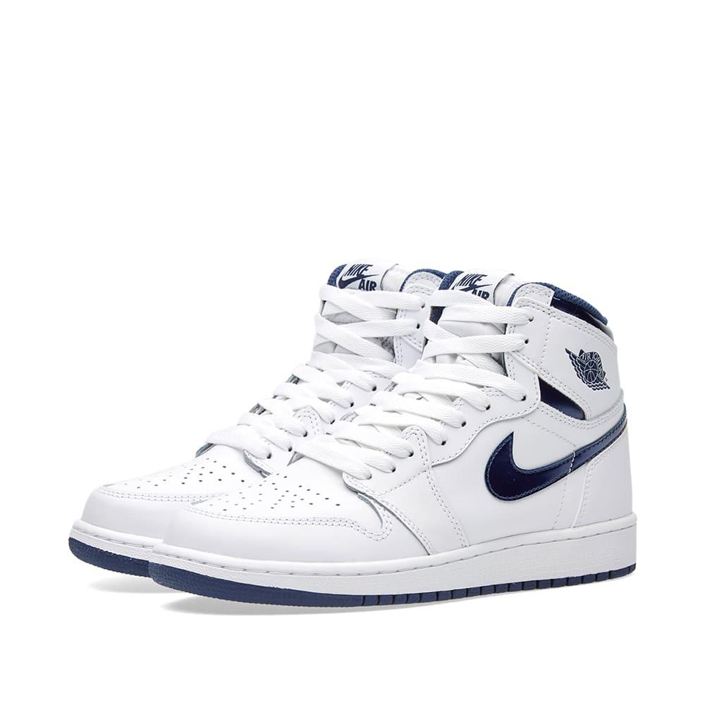 1 Bg High Og Nike Air Retro Jordan lFJK1c