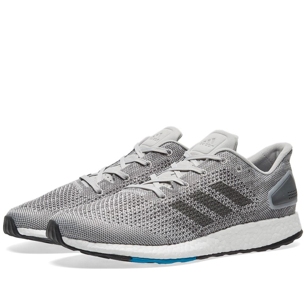 5e6043a31eb2c Adidas PureBOOST DPR Solid Grey