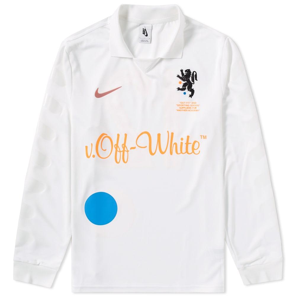 innovative design 37d78 414b9 Nike x Off-White Football Home Jersey