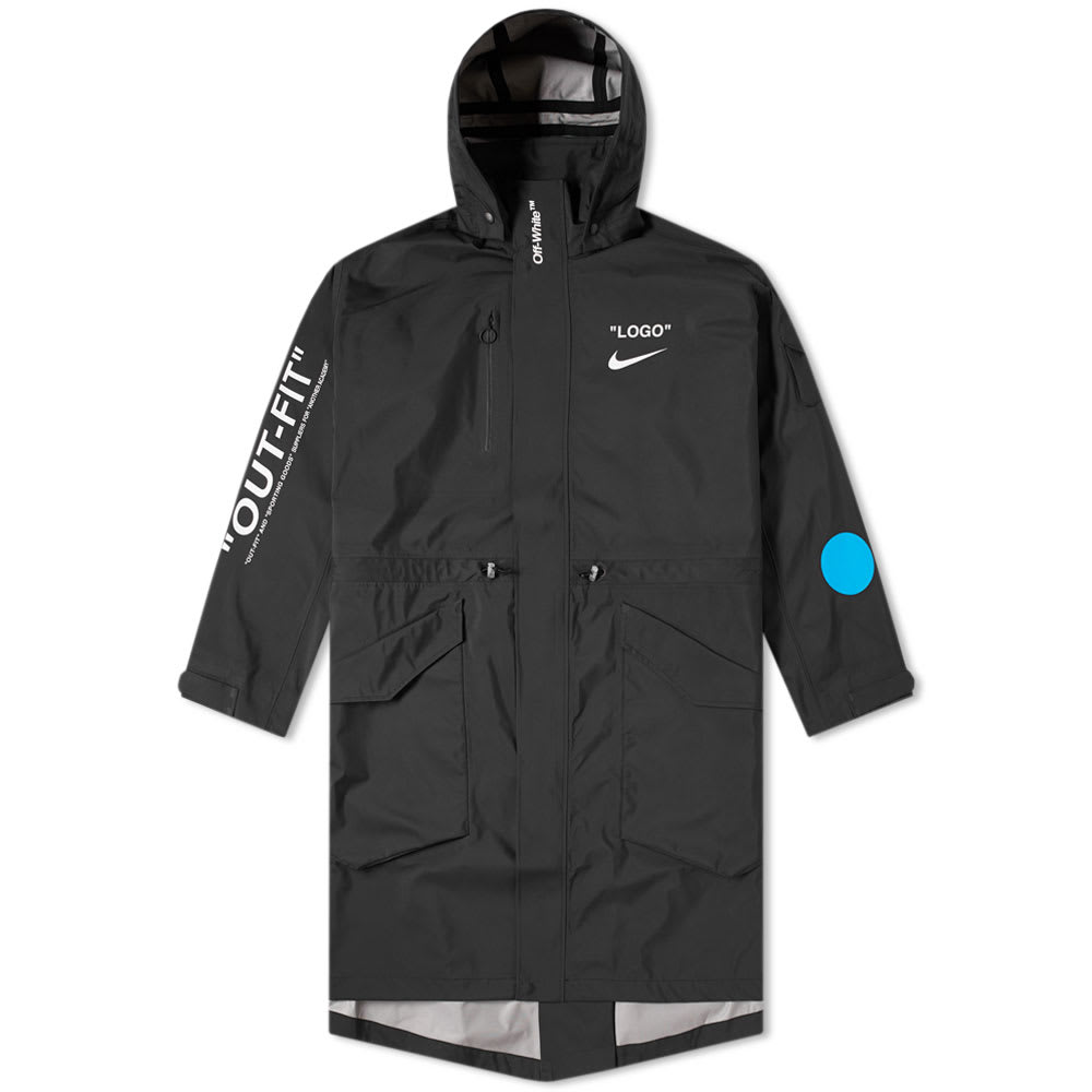 best service 534a4 8aedf Nike x Off-White Jacket Black   END.