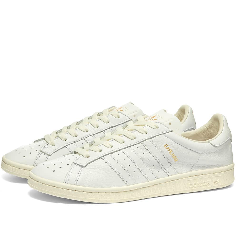 Adidas SPZL Earlham White | END.