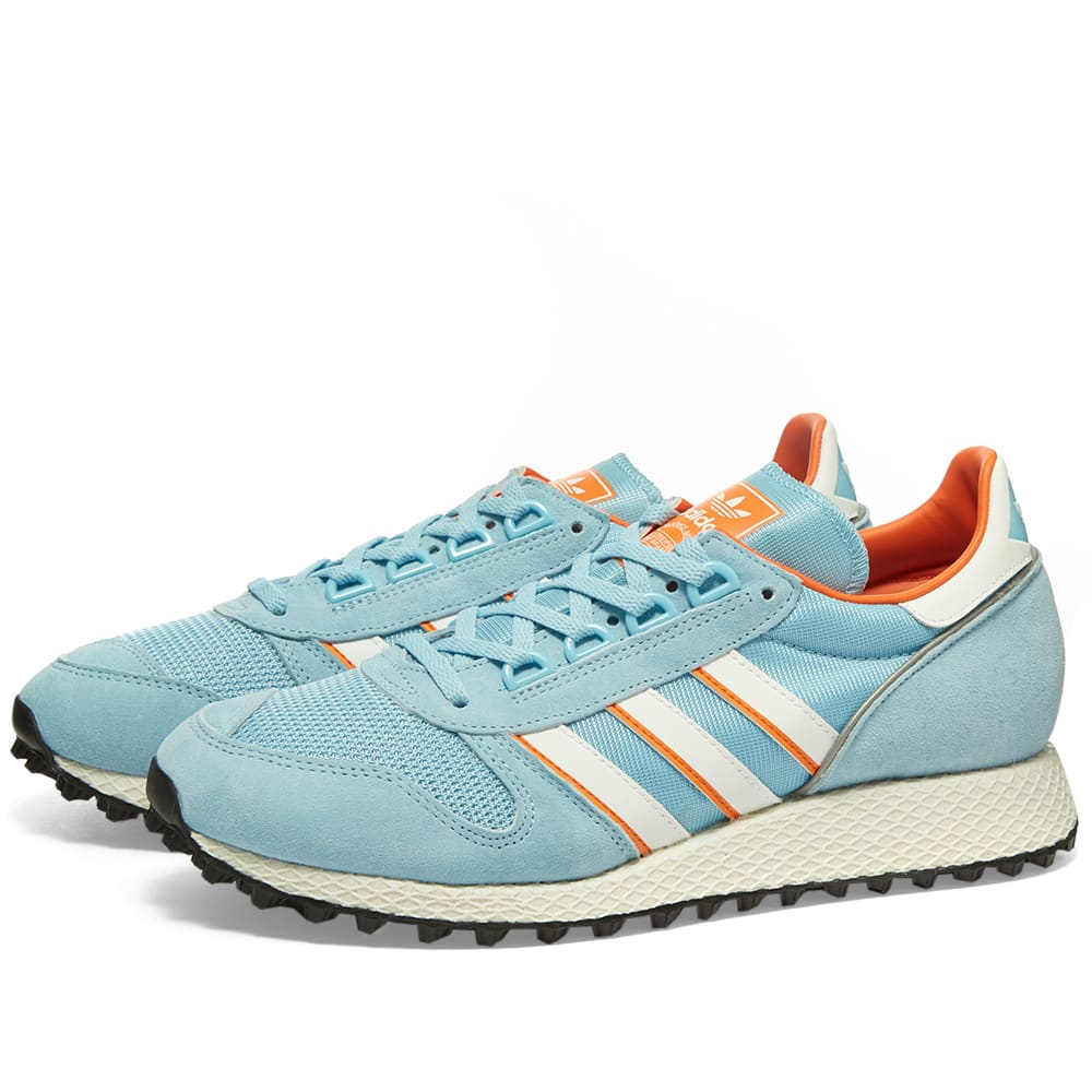 Adidas SPZL Silverbirch Clear Blue