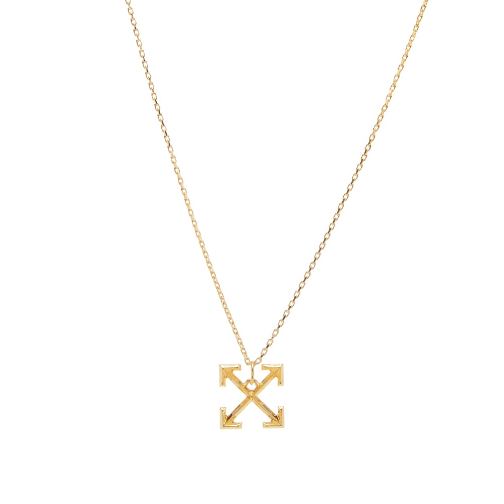Off-White Arrows Necklace