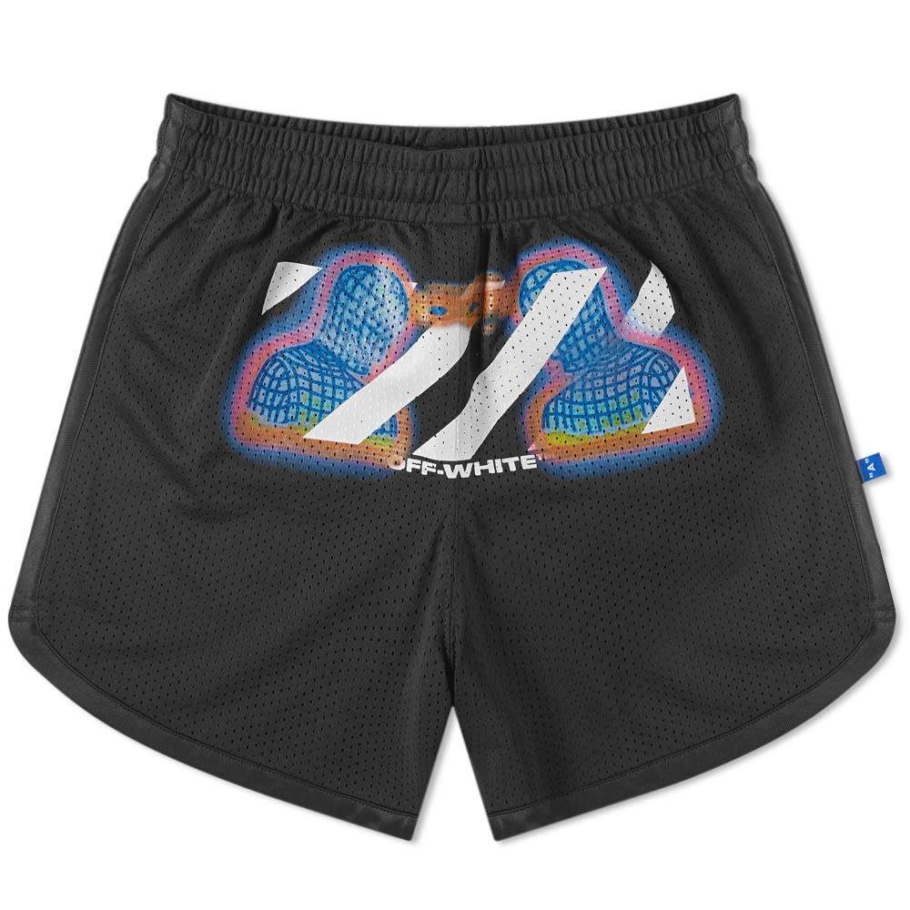 Off-White Thermo Men Mesh Short