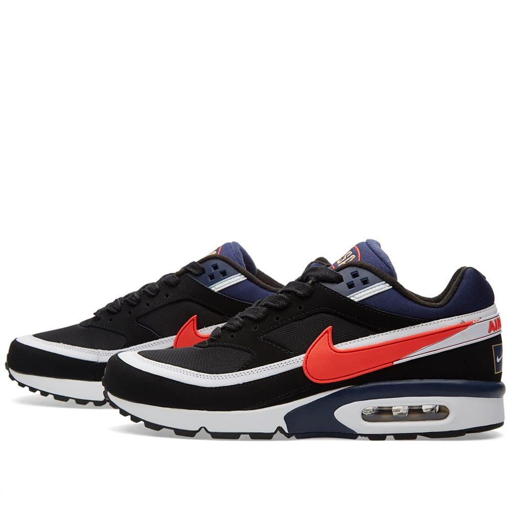 42a8a0c8b219 Nike Air Max BW Premium Black