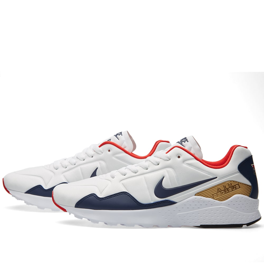 nike air zoom pegasus 92 white midnight navy. Black Bedroom Furniture Sets. Home Design Ideas