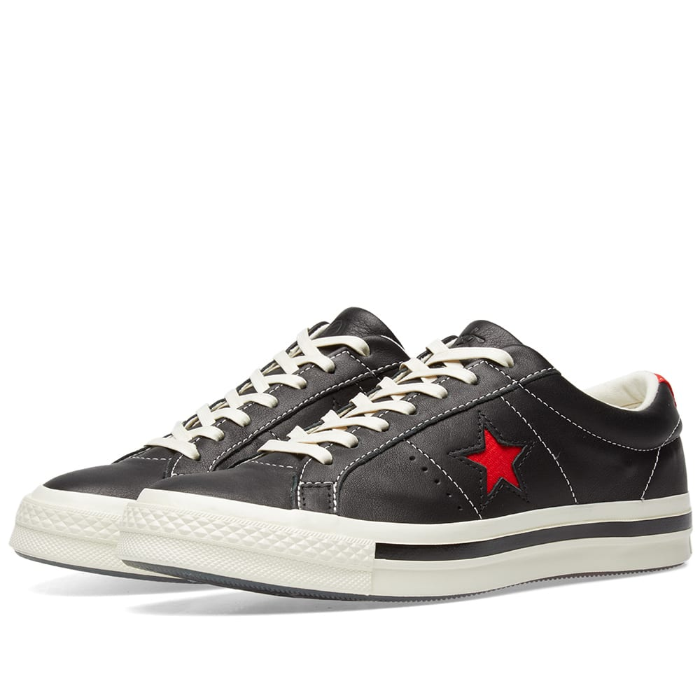 3a71553b3fcd53 Converse x Kasina One Star Ox Black