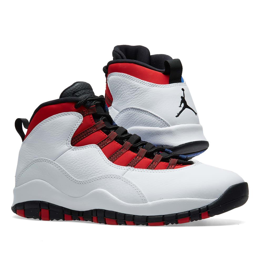 new products ecb2d 0860d Air Jordan 10 Retro