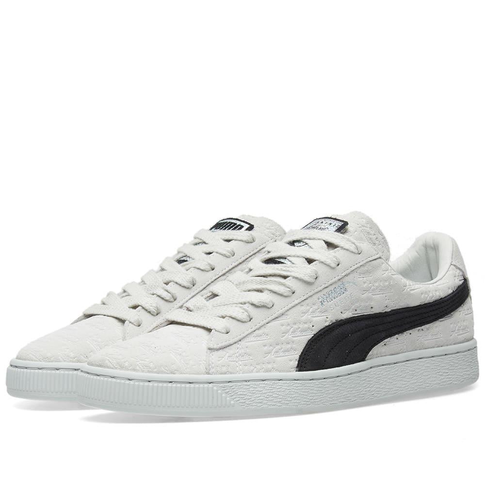 Puma x Panini Suede Classic White