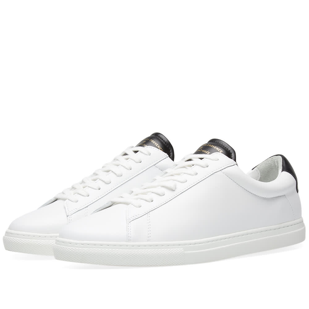 Zespa ZSP4 APLA Sneaker White \u0026 Black